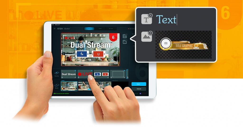 StreamLIVE HD UC9020 – Прощай, пост-продакшн