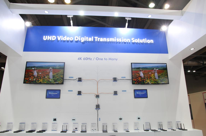Lenkeng на 2019 Global Sources Consumer Electronics Hong Kong – UHD Video Digital Transmission Solutions