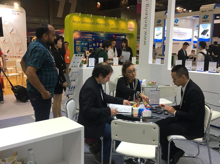 Блестящие AV решения Lenkeng на 2019 Global Sources Consumer Electronics Hong Kong привлекли всеобщее внимание