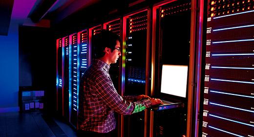 ATEN Server Room