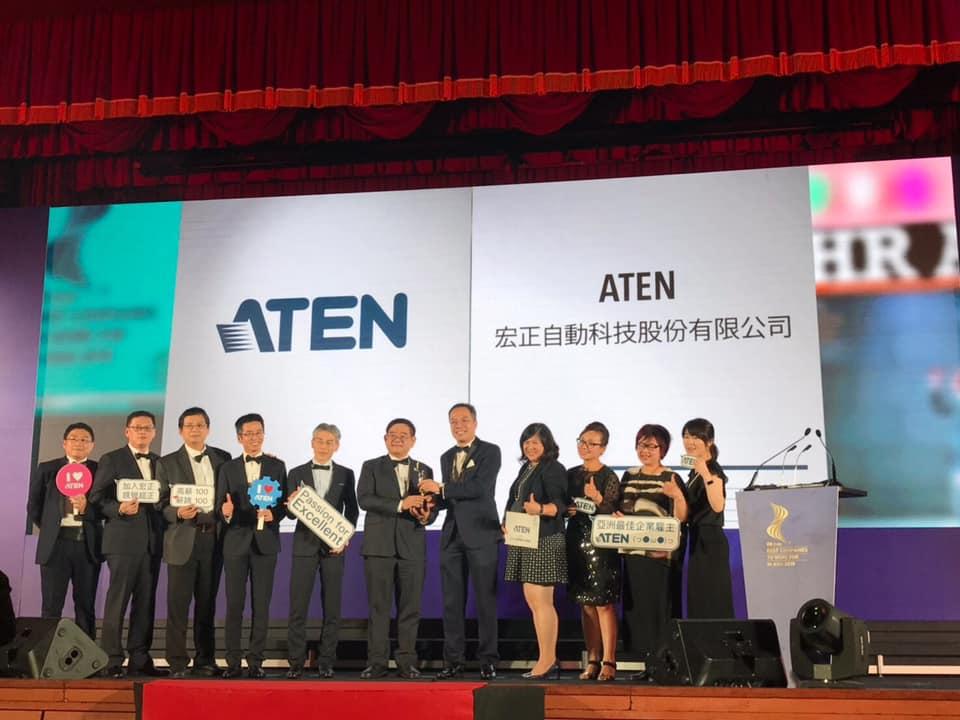 ATEN награжден премией HR Asia