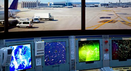 ATEN Air Traffic Control