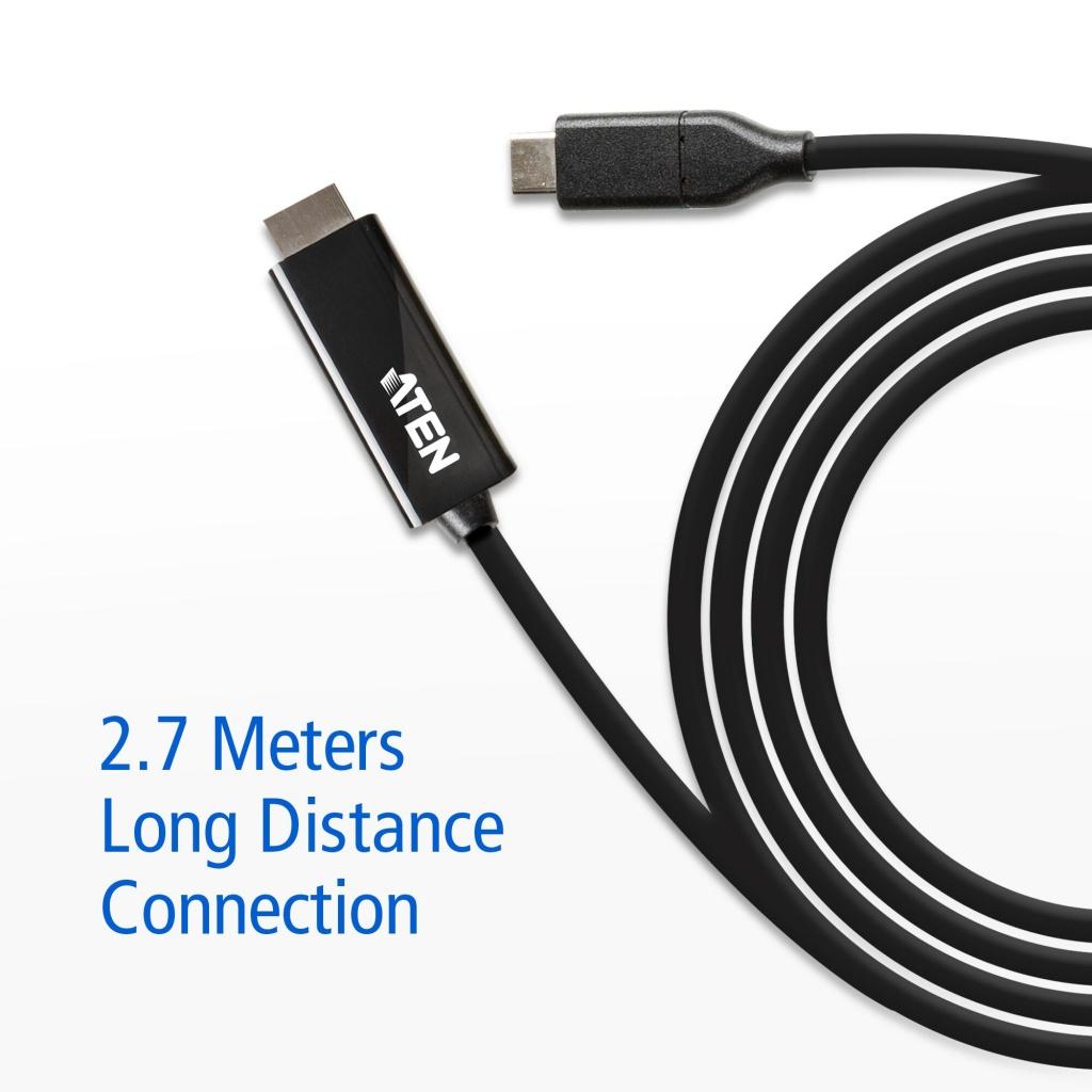 UC3238 - Дальность подключения до 2.7 метра